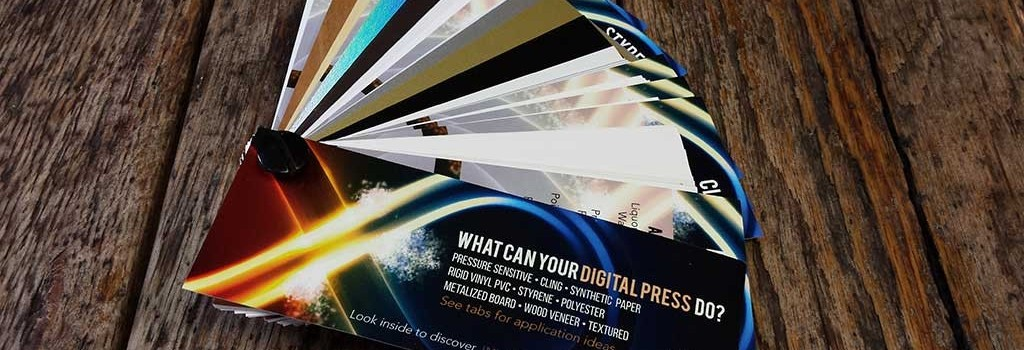 What can your digital press do?