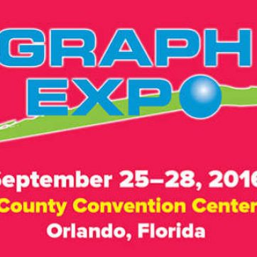Masterpiece Graphix Featured in 'Materials Matter' Hub at Graph Expo 2016