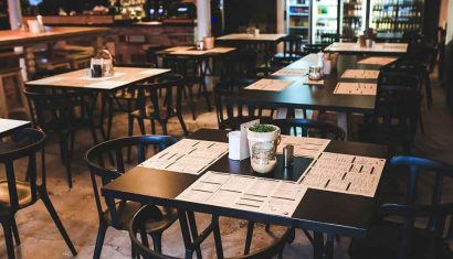 Growth Market for Print: Restaurants