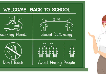 Back to School-Social Distancing - Email 600x300
