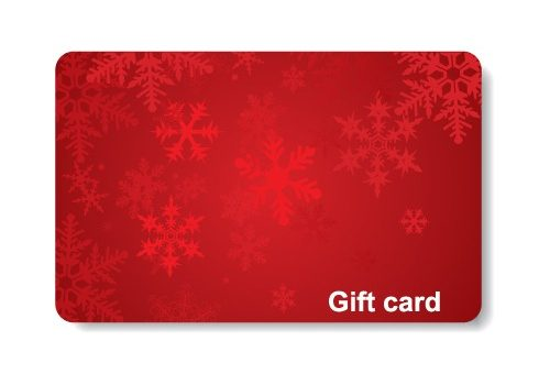 Snowflake Gift Card-original 500x362